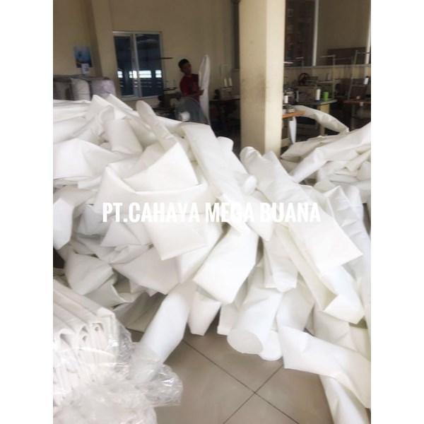 Bag Filter # Jual Filter Bag Non Woven Polyester