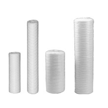 Spun Filter Cartridge# JUAL FILTER CARTRIDGE WOUND