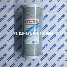 Carbon Filter # Jual Filter Catridge Carbon Block /CTO/Carbon Coconut shell Available 10