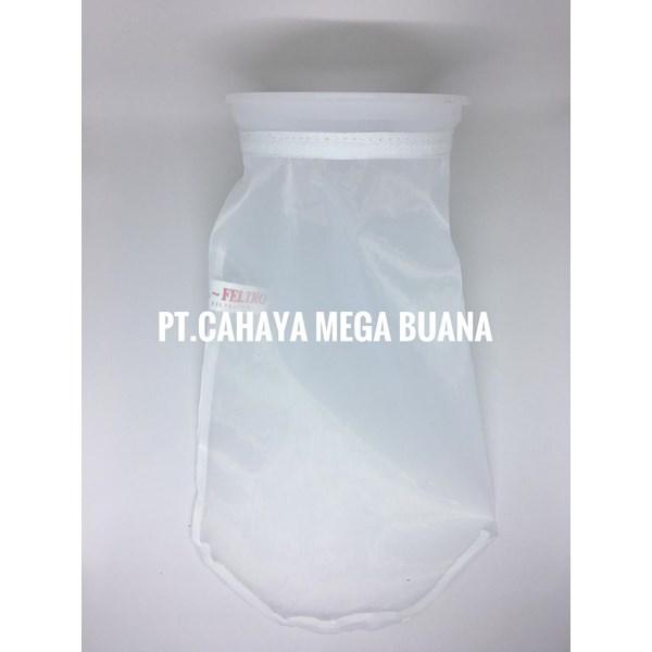 Bag Filter # JUAL FILTER BAG POLYLOCK MATERIAL NYLON MESH
