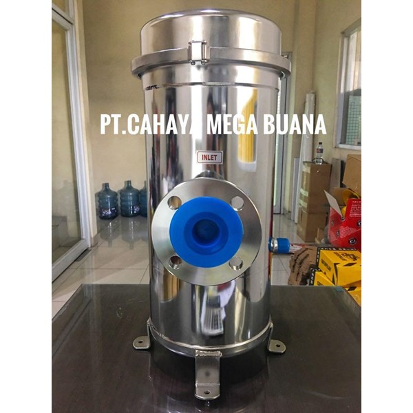 "Housing Filter  SUS 316 STAINLESS STEEL 316 "" GOOD QUALITY """