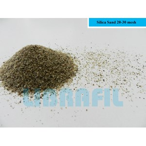 Silica Sand 20-30 MESH