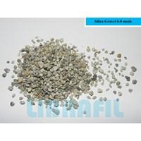 Silica Gravel Uk. 6-8 MESH