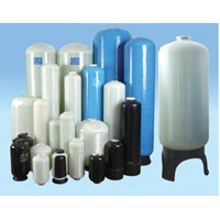 Sell Pentair FRP Tank Glass Fiber Tanks of various sizes