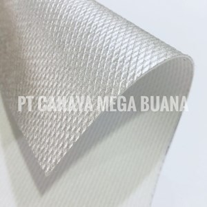 Antistatic  Spunbonded Polyester with Aluminium Coating