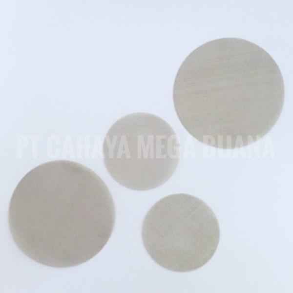 Round Wire Mesh Filter