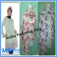 Jual Asoka Pashmina Silky