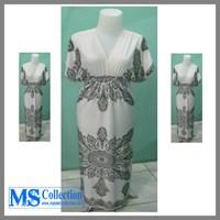 Jual Gamis Batik Korea