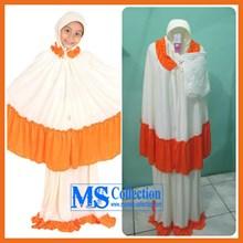 Mukena Classic Children [Orange]