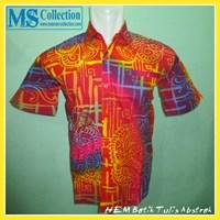 HEM Batik Tulis Abstrak [ GERRY-012 ]