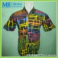 HEM Batik Tulis Abstrak [ GERRY-016 ]