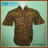 Jual HEM Batik Cap [ GERRY-024 ]