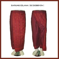 SARUNG CELANA [ SC-DOBBY24 ]