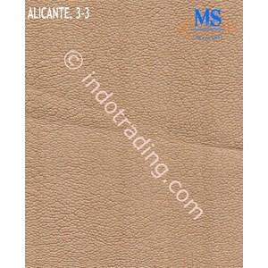 Alicante Kulit Sintetis [ 3-3 ]