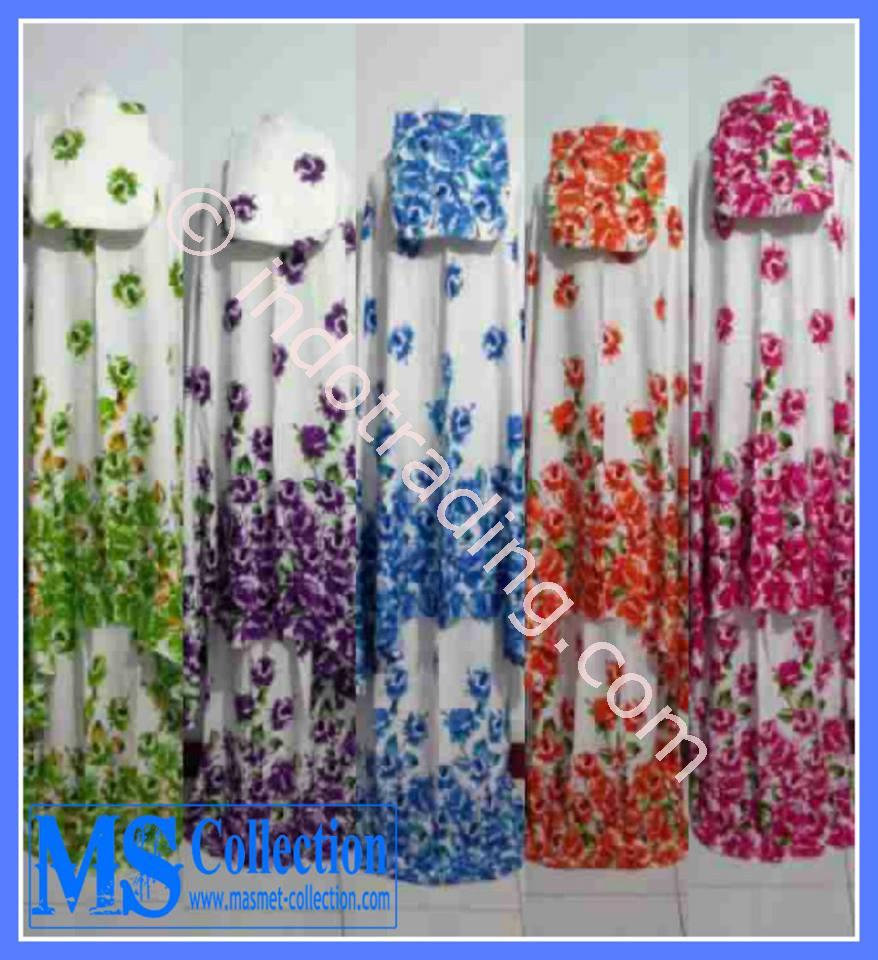 Sell Mukena Bali White Rose  M-Grb-14  from Indonesia by Toko Ms Collection 2342ef427e
