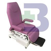 Alat Kesehatan Lainnya Kursi Transfusi Darah Phlebotomy / Hemodialis Chair Electric