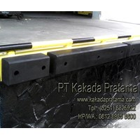 Rubber Loading Dock atau Rubber Bumper