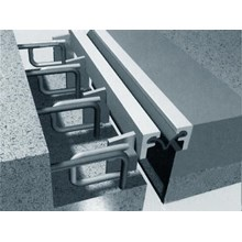 single gap expansion joint.