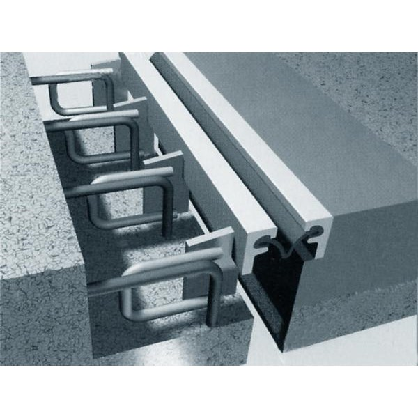 single gap expansion joint