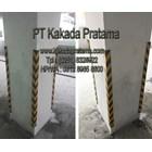 Rubber Corner Guard (Safety Pillar Parking) 2