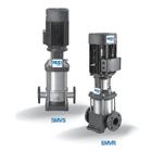 Pompa Multistage Inline SPP SMV Vertical 1