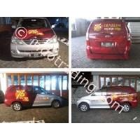 Jual Branding Mobil