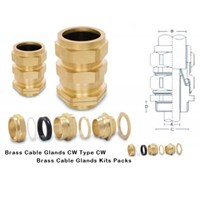 Cable Gland armoured type CW