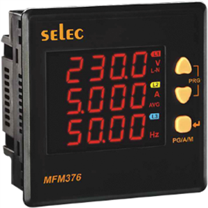 Multifunction Meter type MFM376