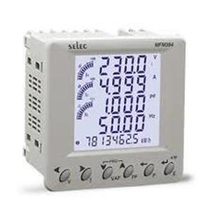 MultiFunction Meter MFM384 SELEC