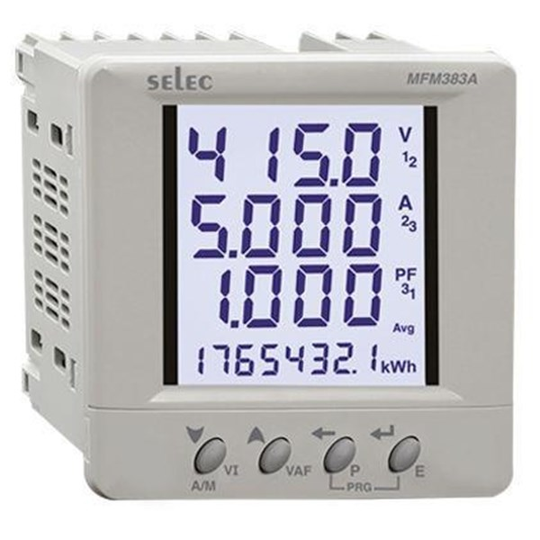 Multifunction Meter  MFM383A SELEC