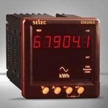 Digital Energy Meter EM306-A selec