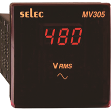 Digital LED Volt Meter MV305 VDC
