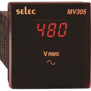 Digital LED Volt Meter MV305 VDC