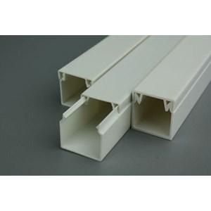 Kabel Duct PVC Tanpa slot