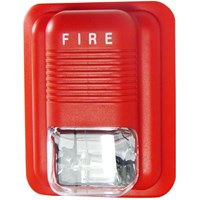Sound Light Fire Alarm 1
