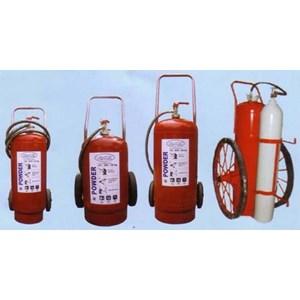 Troli Pemadam Api ABC multipurpose dry chemical fire extinguisher Merk Venus