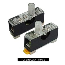 Fuse Kubur With Fuse glass