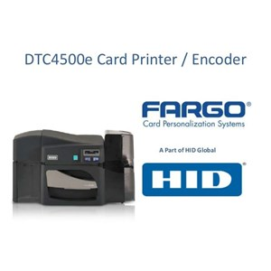 Printer ID Card Fargo DTC4500e