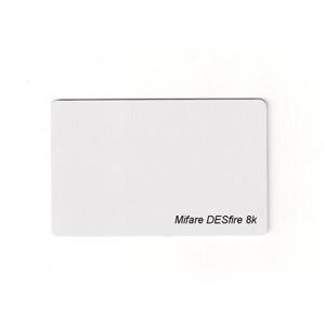 Kartu Mifare Card 8K DES Fire EV1