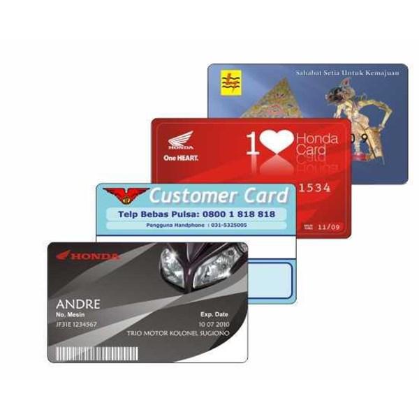 Member Card Printing Services