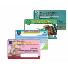 Print Services Card Or Hospital Patients