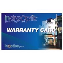Print Service Warranty Card