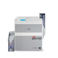 Printer Id Card Matica XID8100