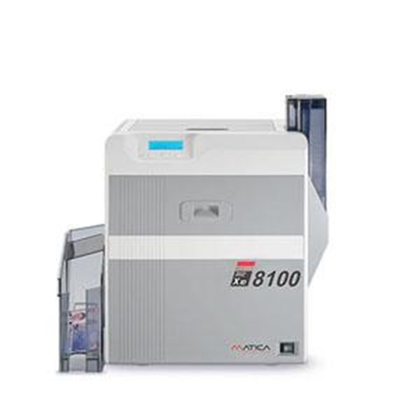Printer Id Card Matica XID8100