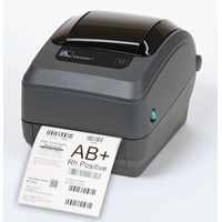 Printer Barcode Zebra GK420T