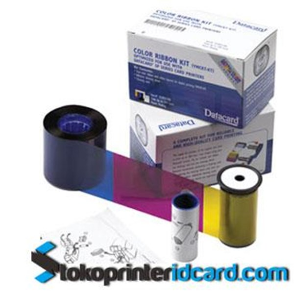 Ribbon Ribbon Color YMCKT Datacard Part Number: 534000-003