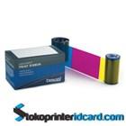 Pita Ribbon Color YMCKT Datacard Part Number : 534000-002 1
