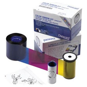 Pita Ribbon Color YMCKT-KT Datacard SD360 Part Number : 534000-006