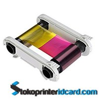 Pita Ribbon Color YMCKO Evolis Zenius Part Number : R5F002SAA