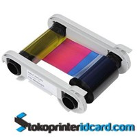 Pita Ribbon Color YMCKO Evolis Primacy Part Number : R5F008SAA